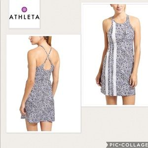 Athleta Zimbabwe Swim Dress NWOT